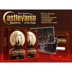 AUX ORIGINES DE CASTLEVANIA SYMPHONY OF THE NIGHT COLLECTOR - Manga au prix de 29,90€