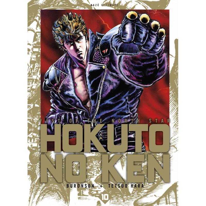 HOKUTO NO KEN T10 - Manga au prix de 13,29€