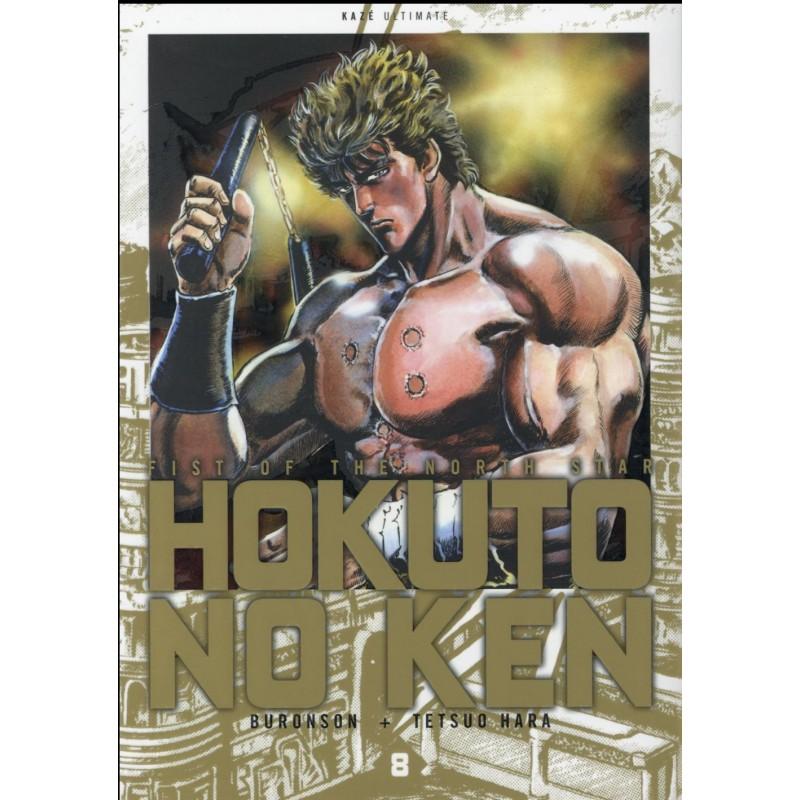 HOKUTO NO KEN T08 - Manga au prix de 13,29€