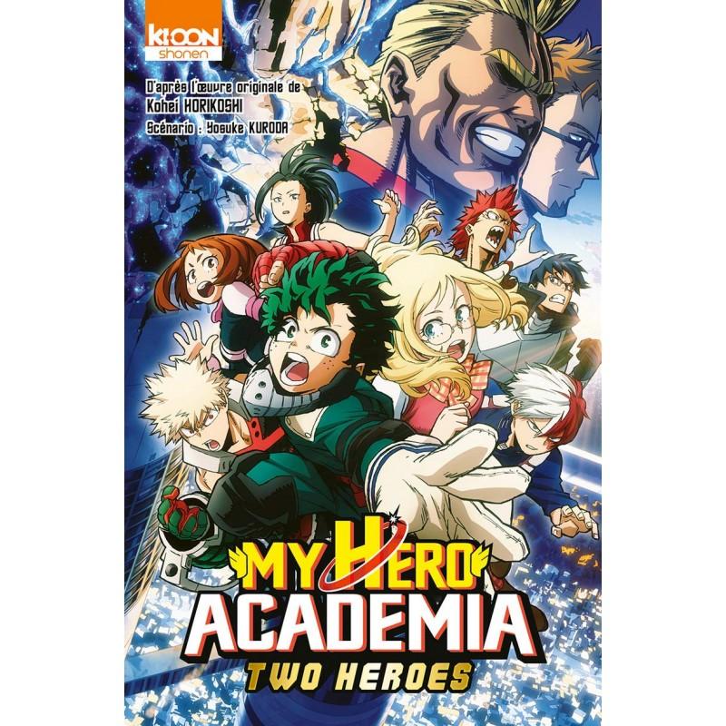 MY HERO ACADEMIA TWO HEROES - Manga au prix de 9,65€