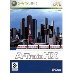 x360 A TRAIN HX - Jeux Xbox 360 au prix de 12,95€