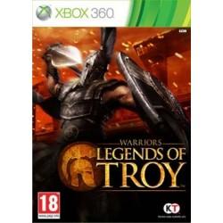 X360 WARRIORS LEGENDS OF TROY - Jeux Xbox 360 au prix de 19,95€