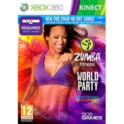 X360 ZUMBA FITNESS WORLD PARTY - Jeux Xbox 360 au prix de 0,00€