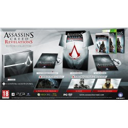 X360 ASSASSINS CREED REVELATIONS COLLECTOR - Jeux Xbox 360 au prix de 19,95 €