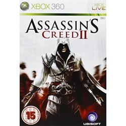 X360 ASSASSIN S CREED 2 UK - Jeux Xbox 360 au prix de 9,95€