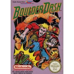 NES BOULDER DASH (SANS NOTICE) - Jeux NES au prix de 19,95€
