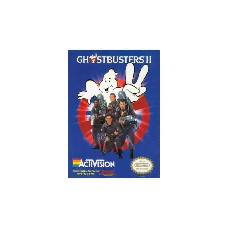NES GHOSTBUSTERS 2 EN BOITE - Jeux NES au prix de 34,95€