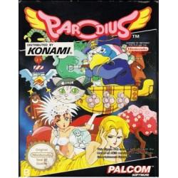 NES PARODIUS (SANS NOTICE) - Jeux NES au prix de 64,95€
