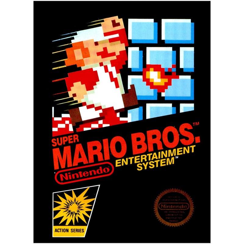 NES SUPER MARIO BROS (SANS NOTICE) - Jeux NES au prix de 24,95€