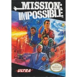 NES MISSION IMPOSSIBLE (SANS NOTICE) - Jeux NES au prix de 19,95€