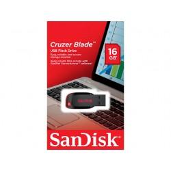 CLE USB 16 GO SANDISK - Supports de Stockage au prix de 14,95€
