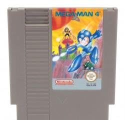 NES MEGA MAN 4 (LOOSE) - Jeux NES au prix de 34,95€
