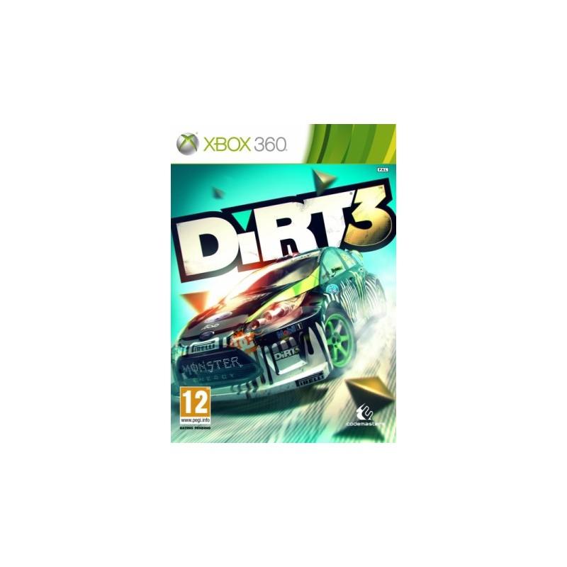 X360 DIRT 3 - Jeux Xbox 360 au prix de 9,95€