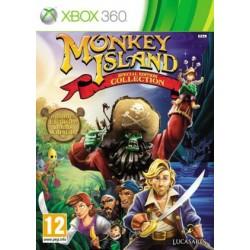 X360 MONKEY ISLAND - Jeux Xbox 360 au prix de 19,95€