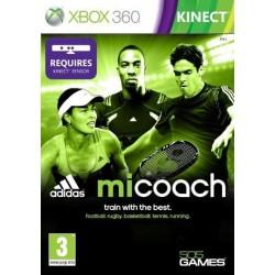 X360 ADIDAS MICOACH - Jeux Xbox 360 au prix de 7,95€