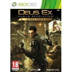 X360 DEUS EX DIRECTOR S CUT - Jeux Xbox 360 au prix de 12,95€