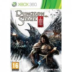 X360 DUNGEON SIEGE 3 - Jeux Xbox 360 au prix de 12,95€