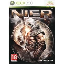 X360 NIER - Jeux Xbox 360 au prix de 19,95€