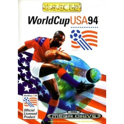 MD WORLD CUP USA 94 - Jeux Mega Drive au prix de 3,95 €