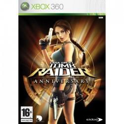 X360 TOMB RAIDER ANNIVERSARY - Jeux Xbox 360 au prix de 12,95€