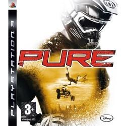 PS3 PURE - Jeux PS3 au prix de 6,95€