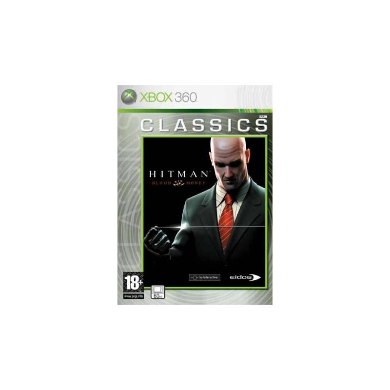 X360 HITMAN BLOOD MONEY - Jeux Xbox 360 au prix de 9,95€