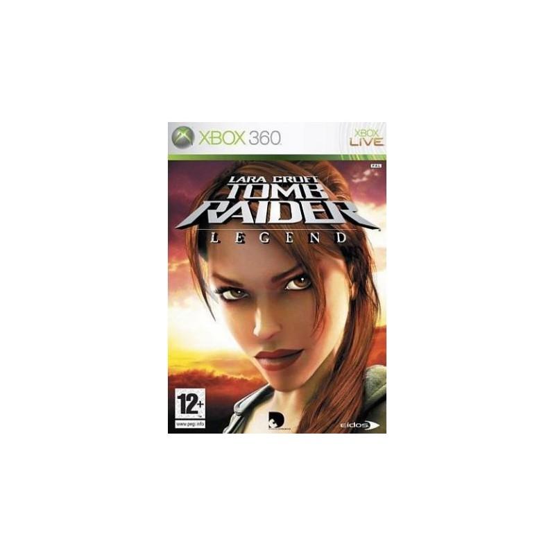 X360 TOMB RAIDER LEGENDS - Jeux Xbox 360 au prix de 8,95€