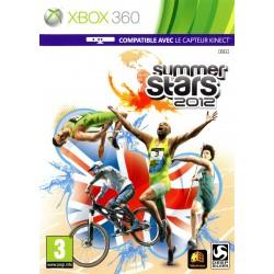 X360 SUMMER STARS 2012 - Jeux Xbox 360 au prix de 14,95€