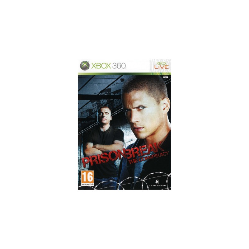 X360 PRISON BREAK - Jeux Xbox 360 au prix de 4,95€