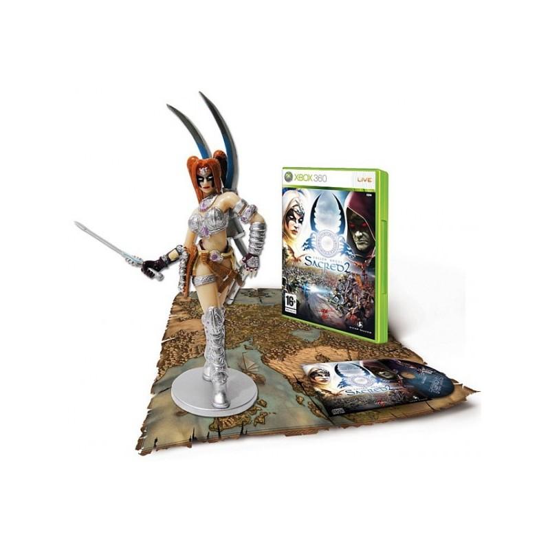 X360 SACRED 2 COLLECTOR - Jeux Xbox 360 au prix de 19,95€