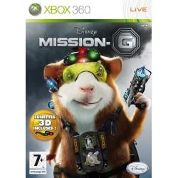 X360 MISSION G - Jeux Xbox 360 au prix de 12,95€