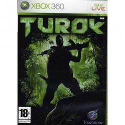 X360 TUROK - Jeux Xbox 360 au prix de 6,95€