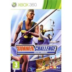 X360 SUMMER CHALLENGE - Jeux Xbox 360 au prix de 7,95€