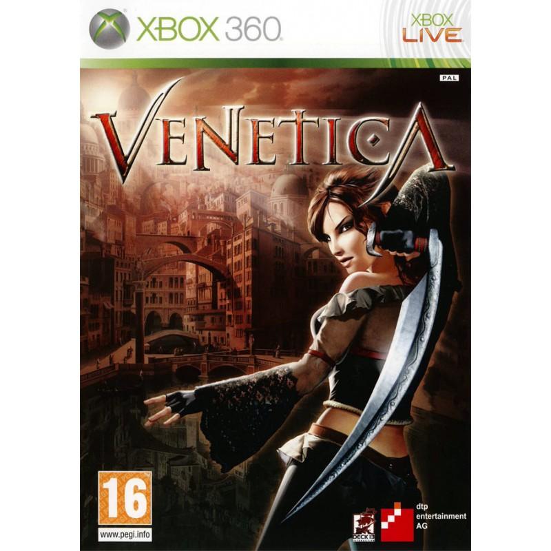 X360 VENETICA - Jeux Xbox 360 au prix de 9,95€