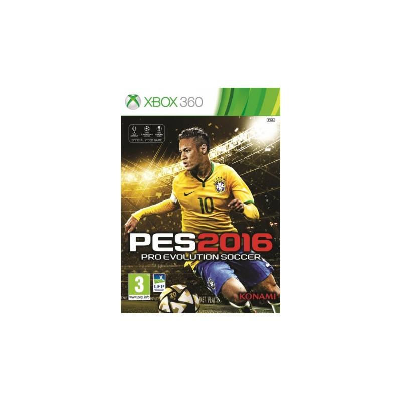 X360 PES 2016 - Jeux Xbox 360 au prix de 7,95€