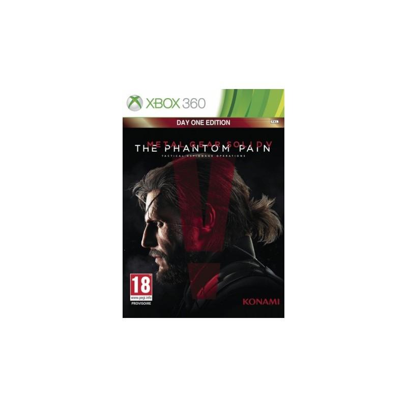 X360 METAL GEAR SOLID V - Jeux Xbox 360 au prix de 14,95€