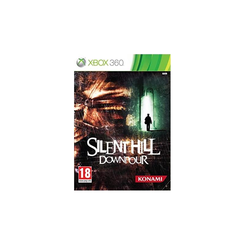X360 SILENT HILL DOWNPOUR - Jeux Xbox 360 au prix de 16,95€