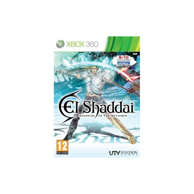 X360 EL SHADDAI - Jeux Xbox 360 au prix de 12,95€