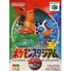 N64 POKEMON STADIUM POCKET MONSTER (IMPORT JAP) - Jeux Nintendo 64 au prix de 19,95€