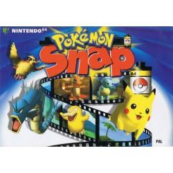 N64 POKEMON SNAP - Jeux Nintendo 64 au prix de 24,95€