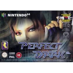 N64 PERFECT DARK - Jeux Nintendo 64 au prix de 29,95€