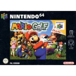 N64 MARIO GOLF - Jeux Nintendo 64 au prix de 29,95€