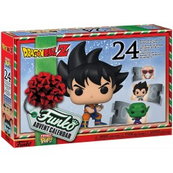 CALENDRIER DE L AVENT 2020 FUNKO POP DRAGON BALL - Autres Goodies au prix de 59,95 €