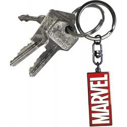 PORTE CLES MARVEL LOGO (METAL) - Porte Clés au prix de 7,95€