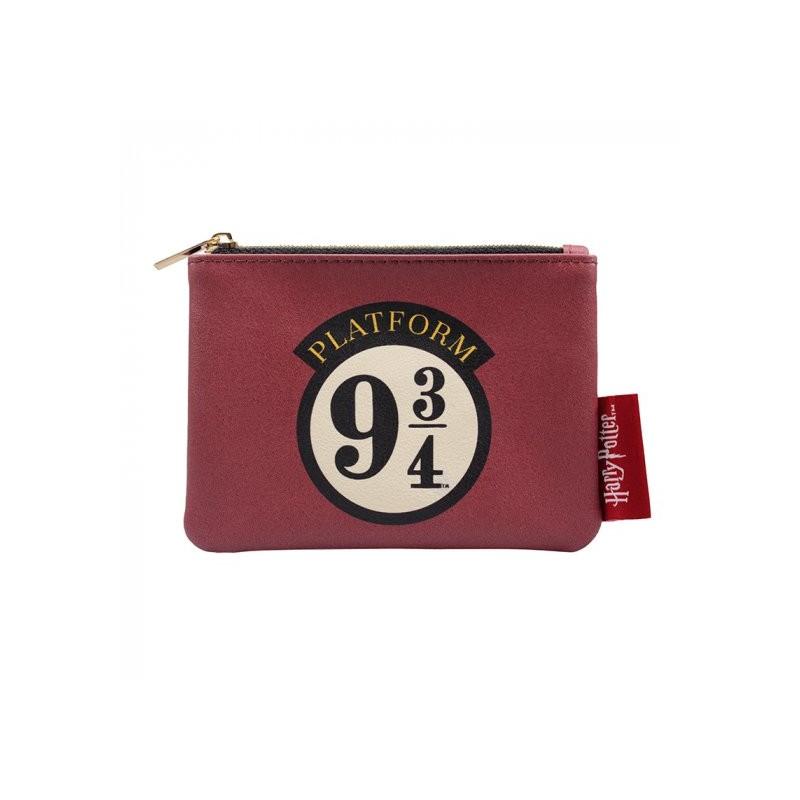 PORTE MONNAIE HARRY POTTER PLATFORM 9 34 - Portefeuilles au prix de 9,95€
