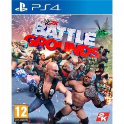 PS4 W2K BATTLEGROUNDS OCC - Jeux PS4 au prix de 24,95€