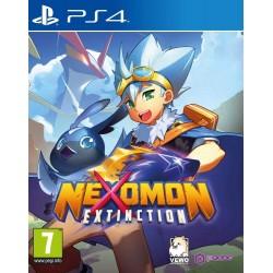 PS4 NEXOMON EXTINCTION OCC - Jeux PS4 au prix de 19,95€