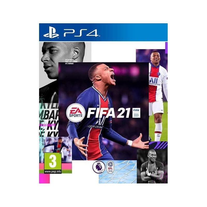 PS4 FIFA 21 OCC - Jeux PS4 au prix de 49,95€