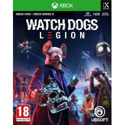 XSE WATCH DOGS LEGION - Jeux Xbox Series au prix de 64,95€