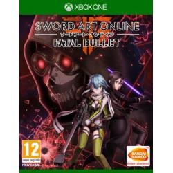 XONE SWORD ART ONLINE FATAL BULLET OCC - Jeux Xbox One au prix de 9,95€